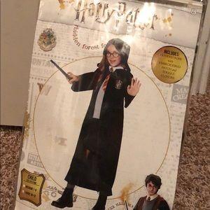 Harry Potter Gryffinfor Robe w/ glasses